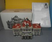 Department 56 Heritage Village Collection Dickens 5574-3 Victoria Station W/box
