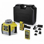 Geomax Zone60 Dg Rotary Laser With Receiver