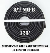 8/2 Nm-b X 125and039 Southwire Romexandreg Electrical Cable