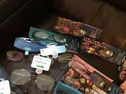 Reading Glasses 1.50 Lot Of 60 Pairs New With Tags. Mens And Women's Selling As Is