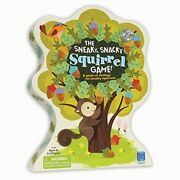 New Educational Insights The Sneaky, Snacky Squirrel Game Parents Choice Award