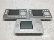 Lot Of 3 Sonos Cr100 Remote Controller No Charger Untested Good Condition