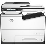 Hp - Pagewide Pro 577dw Wireless All-in-one Inkjet Printer - White