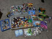 Large Lego Lot With Over 28 Sets. 20lbs 7876 Pcs 60069 21125 70750 10697