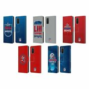 Nfl 2019 Super Bowl Liii Champions Leather Book Wallet Case For Samsung Phones 1