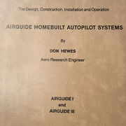 Airguide I And Airguide Iii Autopilot Design, Install And Operation Manual