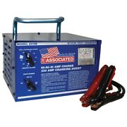 Heavy Duty Commerical Portable Battery Charger 6/12/24 Volt Aso6010b Brand New
