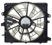 Radiator Cooling Fan Assembly For Cadillac Ats Gm3115256