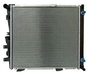 Radiator For 86-95 Mercedes-benz 206e 300e 300te 320 Fast Shipping Great Quality