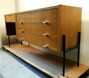 Enfilade Coiffeuse Commode Seta Jean Rene Picard 1959 French Design Mid Century