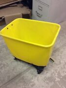 John Deere Ba92510 Hopper Box Without Lid Planter Insecticide