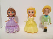 Sofia The First Magical Talking Castle Palace Replacement Figures Amber James