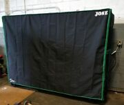 Custom Tool Box Cover By Dmarrco Fits Snap-on Epiq 84 Roll W/ Hutch+ 2 Cabinet