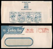 Safety Tool Equipment Co Advertising Chicago Illinois Il Meter 99235