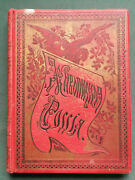 Russia,old Russian History Book About Siberia,1895