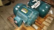 25 Hp Baldor/reliance Electric Motor 1200 Rpm 324t 326t Fr. Tefc 575 V New