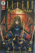 Aliens - Music Of The Spears 1 - Back Issue S