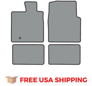 Fits 2004-2008 Ford F-150 Crew Cab Floor Mat 4pc Cutpile Free Shipping