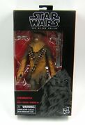 Star Wars Black Series 6 Inch Exclusive Chewbacca Solo Story