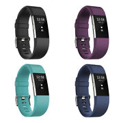 Fitbit Charge 2 Hr Heart Rate Monitor Fitness Wristband Tracker Usa