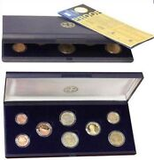 Greece Proof/pp Euro Set 2011rarity2500 Sets Only Uncirculated Bu