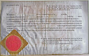 1840and039s Tasmanian Convict Francis Knowles Transportee Sentence Remission Document