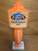 Blue Moon Brewing Co First Peach Ale Beer Tap Handle 10 - New In Bag And F/s