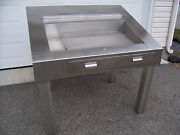 All Stainless Steel Picking - Sorting Table
