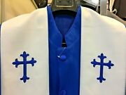Clergy Robe Clergy Wear Minister Robe Pastor Robe Cassock New With Zipper
