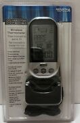 Nip Master Forge Wireless Meat Thermometer 02452456 Grill Barbecue Steak Heat