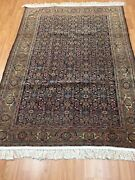 4and0395 X 6andrsquo5andrdquo Antique Turkish Oriental Rug - 1920s - Hand Made - 100 Wool