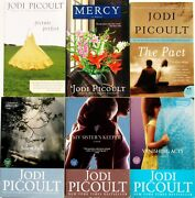 Jodi Picoult Lot Of 6 Trade Pb My Sisterand039s Keeper Picture Perfect Mercy Pact