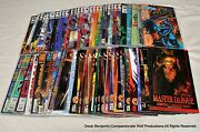 Shadowman Complete Lot Of Series 1 And 2 Valiant/acclaim Lot Of 72 Issues More