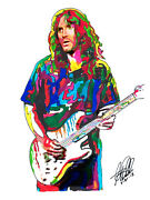 John Frusciante Red Hot Chili Peppers Rock Music Poster Print Wall Art 18x24