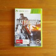Xbox 360 Game - Battlefield 4 - Used