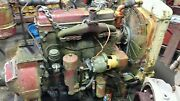 Caterpillar D311 Diesel Engine And Rockford Power Take-off Free Shipping