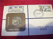 1968 L2 New Zealand Christchurch 20 Cent Issue By Nuphil Nu 08 28 Cent Stamp 720