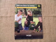 John Deere New 2009 Toy Tractor Catalog/book Large Size Ertl Pedal Tractor