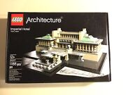 Lego Architecture Imperial Hotel 21017 New In Factory Sealed Box