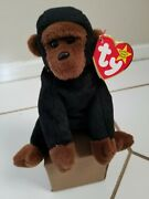 Rare Ty Beanie Babies Congo/1996/errors/tags/perfect