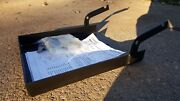 Oem Simplicity Broadmoor 1600 2600 Tractor Weight Box Carrier Kit 1692742 New