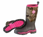 Womens Hunting Boots Rubber Snow Rain Water Proof Rain Resistant Winter Size 7