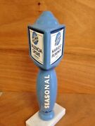 Blue Moon Seasonal Ceramic Tap Handle - Good Condition And Free Ship. - 10andrdquo Tall