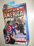Captain America And Winter Soldier Target Only Marvel Comic Packs Action Figures