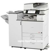 Ricoh Mpc4503 Mp C4503 Color Copier Printer Scan 45 Ppm - Very Low Meter And039li