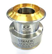 Shimano Part Stradic 6000fh Spinning Reel Spare Spool Assembly Rd8655 New