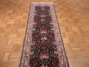 2and0396 X 8 Runner Hand Knotted Persian Design Oriental Rug 300 Kpsi G1096