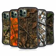 Head Case Camouflage Hunting Hybrid Case And Wallpaper For Apple Iphones Phones
