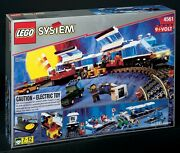 Lego Train 9v 4561 Railway Express With Transformer And Speed Regulator New