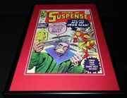 Tales Of Suspense 48 Framed 12x18 Cover Poster Display Official Repro Iron Man
